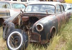1953 Clipper Used Car Lots, Junk Yard, Rusty Cars, Barn Finds, Abandoned, Antique Cars, Beauty, Beautiful, Left Out