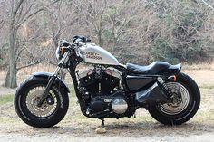 2011年式 スポーツスター XL1200Xのカスタム画像 Harley Scrambler, Sportster Cafe Racer, Hd Sportster, Bobber, Harley Davidson Motorcycles, Custom Motorcycles, Custom Bikes, Cars And Motorcycles, Iron 883