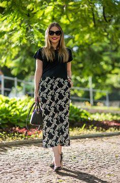 Look da Lu: pantalona curta