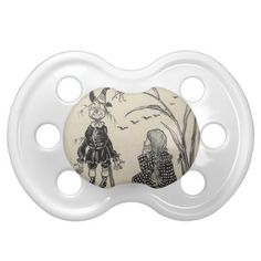 Wizard of Oz Baby Pacifier