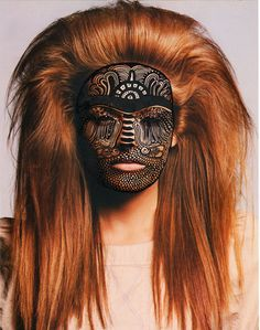 Voodoo masks