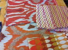 New outdoor fabrics!