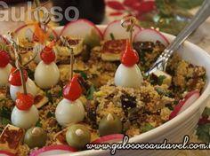 Couscous Marroquino com Legumes