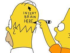 Afinal , o que a prova prova?  (Episódio dos Simpsons onde a escola tem que aplicar uma prova de avaliação de todos os alunos, mas, nem todos fazem a prova...)