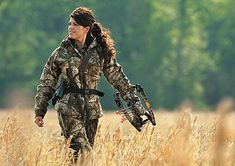 Women Archery Hunters | From the first moment I tried on SHE Outdoor Apparel's C-4 jacket ...