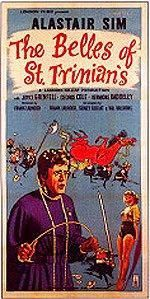 Directed by Frank Launder. With Alastair Sim, Joyce Grenfell, George Cole, Hermione Baddeley. The schoolgirls of St. Trinian's are more interested in racing forms than books as they try to get-rich-quick. They are abetted by the headmistress' brother. Old Film Posters, St Trinians, Great Comedies, Music Theater, Theatre, British Comedy, Comedy Films, Television Program, Monologues