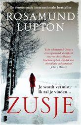 eBooktip: bij Bruna koop je de meeslepende thriller Zusje van Rosamund Lupton tot en met zondag voor slechts €3,99. Van Zusje werden inmiddels al 100.000 exemplaren verkocht!!