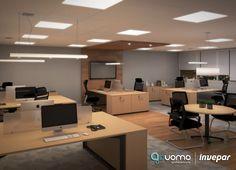 Projeto em 3D. Cliente: Invepar. #arquitetura #arquiteturacorporativa #3D