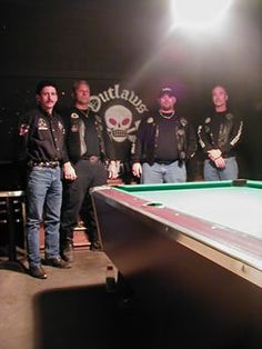 Backstage with The Outlaws - Michigan's Motorcycle Gang Biker Clubs, Motorcycle Clubs, Outlaws Motorcycle Club, Together We Stand, U 2, Bike Life, Backstage, Michigan, Brother