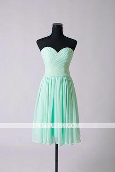 Cheap chiffon Prom Dress Short Prom Dress Prom Dress by Everisa