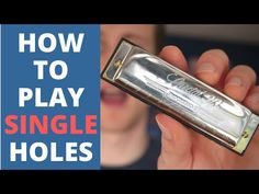 How To Play Single Notes On Harmonica Music Sing, Music Guitar, Guitar Chords, Sound Of Music, Harmonica How To Play, Harmonica Lessons, Basic Music Theory, Cigar Box Guitar, Guitar Tips