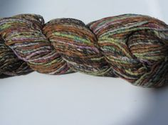 Noro Haniwa SilkWool color 9 Navy Olive Purple by dianneslegacy, $8.25