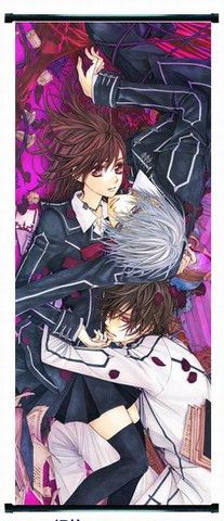 Cosplay Manga vampire knight Wallscroll - Size: 104 X 40 CM Set of: 1 Weight: 115 g Manga Drawing, Manga Art, Manga Anime, Hot Anime, Real Anime, Vampire Knight Zero, Matsuri Hino, Anime Tumblr, Kaichou Wa Maid Sama