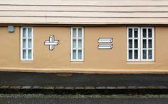 Graffitis matemáticos
