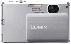Panasonic Lumix DMC-FP3 14.1 MP Digital Camera with 4x Optical Image Stabilized Zoom and 3.0-Inch Touch-Screen LCD (Silver) by Panasonic. $131.59. From the Manufacturer                The flat body and compact size of the DMC-FP3 allow it to fit nicely into a small handbag. Built of high-quality aluminum, the DMC-FP3 also brings a wide range of colors to the series. The new lens cover both protects the lens from scratches or dusts and serves as the camera's pow...