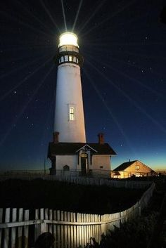 Lighthouse by taren madsen