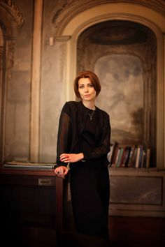 Novelist Elif Shafak: 'We are ready for change. But men are not'