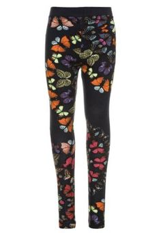 ***ooooh totally love these*** Desigual - ABEILLÉ - Leggings - blue