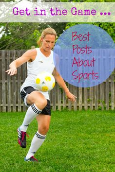"""Want a workout that doesn't feel like """"work""""? Try a sport!"""