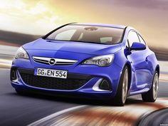 Opel astra gtc opc 2012