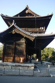 Sanmon Gate, Nanzenji Temple, Kyoto