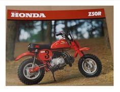 HONDA Z50R Minibike