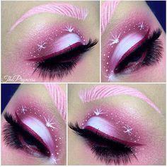 So magical! The super talented @thepryncess created this enchanting eye look using #sugarpill Tako eyeshadow, inspired by @jupiterblossem.