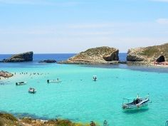 Bleu Lagoon, Malta.. Beautiful! <3