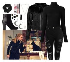 Sabrina the Teenage Witch Hot Looks for Cold Days by sabrinathelesbianwitch on Polyvore featuring Courrèges, Boohoo, Dorothy Perkins, Jigsaw, Natalie B and Chanel