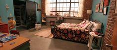El dormitorio de Carrie, el inconfundible estilo granny de Jess o la elegancia y toque chic de la habitación de Serena... ¿quién...