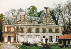 Château de Romainville  Adresse : Château, Romainville, France  Datation XVIIe siècle