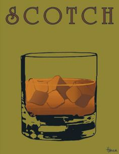 Scotch  Artist: Lee Harlem