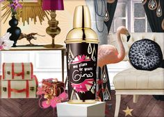 Benefit Cosmetics - my place or yours Gina #benefitgals