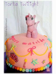 Il castello di Patti Patti: Torta Little Pony per Matilde
