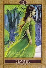 Demeter - Goddess of Harvest