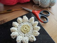 Lily Pad Hexagons p.s. I crochet...