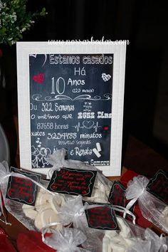 Bodas de estanho da leitora Renata | Blog Nossas Bodas | Aniversários de Casamento