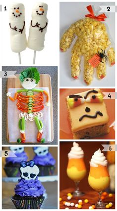 Halloween party food inspirations...I am already excited about Halloween!
