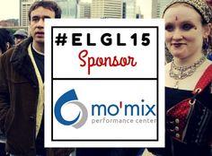 #ELGL15 Sponsor: Mo'mix Solutions
