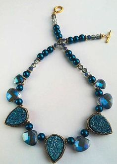 My Blue Heaven #Necklace