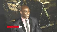 "Adewale Akinnuoye-Agbaje ""Thor: The Dark World"" Los Angeles Premiere Arr..."