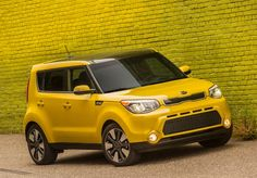 The 2015 Kia Soul - The 2015 Kia Soul, named Best Subcompact by Consumer Guide Automotive