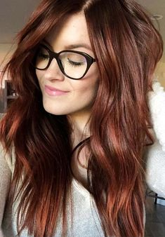 46 Perfect Redhead Hair Colors & Highlights 2018 for Women