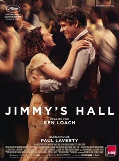 Jimmy's Hall est un film de Ken Loach avec Barry Ward, Simone Kirby. Synopsis : 1932 - Après un exil de 10 ans aux États-Unis, Jimmy Gralton rentre au pays pour aider sa mère à s'occuper de la ferme familiale.L'Irlande qu'i