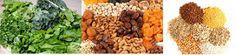 Mudar Curar e Comer: Como combater a anemia através dos alimentos? Veja...