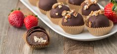 Vegan Pecan Medjool Turtle Truffles. Perfect for those who eat clean and enjoy fit food, but still want to indulge!