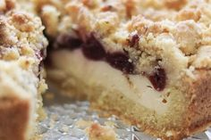 Pudding-Streusel-Kuchen - The Best Of List Dessert Oreo, Oreo Desserts, Pudding Desserts, Strawberry Tiramisu, Strawberry Desserts, Rice Krispie Treats, Rice Krispies, Tortillas Veganas, Smoothie Recipes For Kids