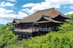 Kiyomizudera Temple Surely one of temple located in Japan