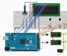 This is project for control solar system.