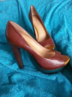 I love these nine west shoes.  Simple but wow!